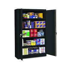 Storage Cabinets Metal Amazon Com Tennsco J1878subk Assembled Jumbo Steel Storage