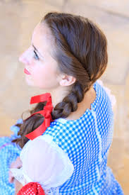 bailey u0027s dorothy braids halloween hairstyles cute girls hairstyles