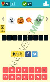 emoji quiz by mari apps level 2 answers answersmob com