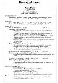 chronological resume example fra elbertus essay on silence essay
