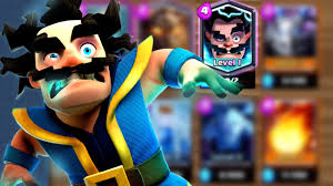 clash royale best electro wizard challenge decks youtube