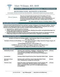 Nurse Resume Format Sample Pediatric Nurse Resume Sample Free Nursing Resume Samples Labor
