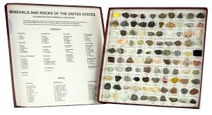 rock u0026 mineral set contains specimens of 36 rocks 64 minerals