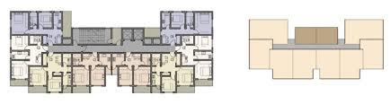 apartment design plans floor plan eight combined apartment building floor plan 7 3 case study of