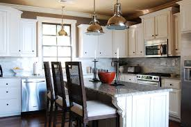 corbels for granite kitchen beach style with lake house tile