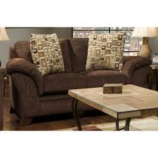 Corinthian Sofa Corinthian Jenson Espresso Sofa Living Room Furniture