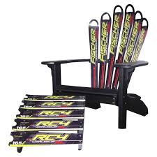 plastic adirondack chairs with ottoman ski chair snow fischer ski plastic adirondack chair and ottoman