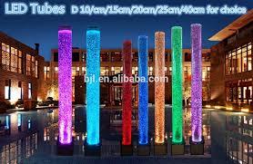 light decoration for wedding lighting acrylic led water wedding stage decorations