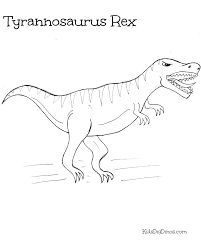 coloring pages t rex coloring pictures dinosaur rex coloring