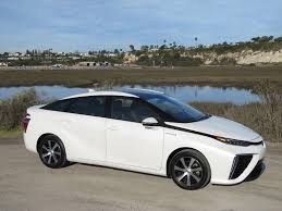 lexus toyota toyota to build mirai fuel cell vehicle at former lexus lfa plant