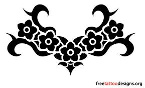 female tattoo gallery pictures of feminine tattoos