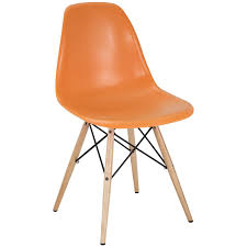 Dining Chair Eames Eames Style Dining Chairs Eames Molded Plastic Chair Replica
