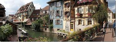 Colmar France Most Beautiful Town In France Colmar In Alsace