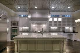 Tin Tiles For Backsplash In Kitchen Ceiling Tile Backsplash Kitchen Tin Ceiling Tiles Metal Tiles For
