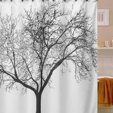 discount fabric shower curtains trees 2017 fabric shower
