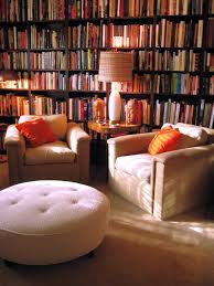 modern home library interior design home library design homesfeed