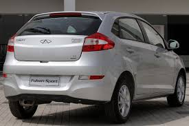 chery company history current models interesting facts