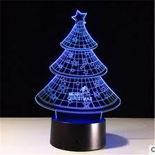 3d tree battery led lights for 25 98