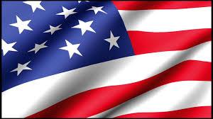 United Staes Flag Usa American Flag Waving Loop 4k Youtube