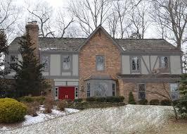 the best tudor paint colors for exteriors