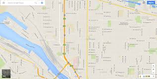 Google Maps Portland Oregon by How To Get Driving Directions And More From Google Maps