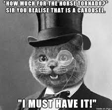 Rich Cat Meme - rich cat meme on imgur