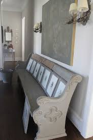 Church Pew Home Decor The Tattered Pew Home Decor And Styling Blog Kradclif On Pinterest