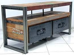 Rustic Tv Console Table Tv Console Table Adventurism Co