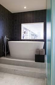 raised bathtub modern bathroom details pinterest modern
