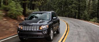 test drive at 2016 jeep compass at derrick