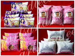 personalized souvenirs massulit personalized pillows souvenirs birthday giveaways