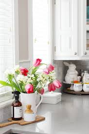 kitchen decorations ideas simple decorations for the kitchen clean and scentsible