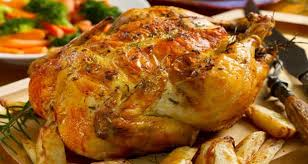 Roast Whole Chicken Roast Chicken Recipe By Niru Gupta Ndtv Food