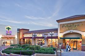 palm springs shopping areas outlet malls desert premium