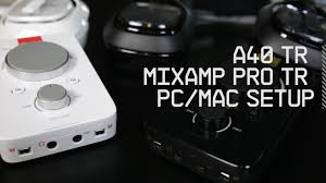 Best Game Setups Best In Game Amp Out by Setup A40 Tr Headset Mixamp Pro Tr With Pc And Mac Astro