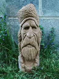 learn how to carve awesome pine knot wood spirits with our carving