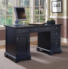 Pedestal Computer Desk Alcott Hill Marblewood Pedestal Computer Desk Reviews