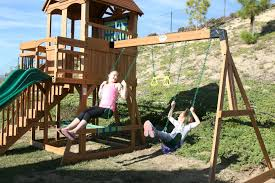 why we love our new swing set and giveaway u2013 it u0027s a lovely life