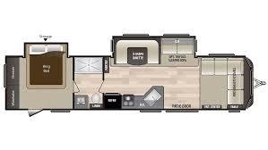 Fifth Wheel Floor Plans Bunkhouse Keystone Hideout Rv New U0026 Used Rvs For Sale All Floorplans