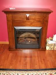arrowflame eton electric fireplace mantel u2014 interior exterior