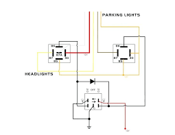 cool free relay wiring diagram top 10 inspiration gallery