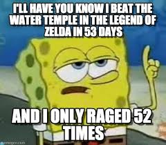 Legend Of Zelda Memes - spongebob pro at the legend of zelda on memegen