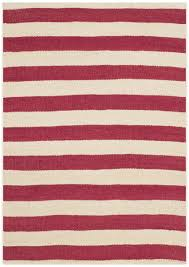 Blue And Red Striped Rug Rug Rlr2868h Canyon Stripe Ralph Lauren Area Rugs By Safavieh