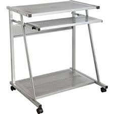 Metal Computer Desk Metal Computer Desk Trolley With Microfibre Hsb Cleaning Glove