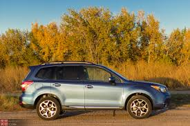 2016 subaru forester interior 2016 subaru forester xt review u2013 more isn u0027t always more