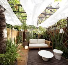 amenagement terrasse paris un jardin en terrasses sur le méditerranée détente jardin