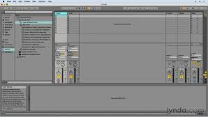 setting up a basic ableton dj template