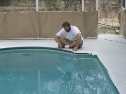 How To Fix Cracks In Concrete Patio by Pool Deck Spray Textures Decorative Concrete Experts