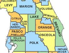 Florida Map Of Cities And Counties Abode Pest Solutions Ask Dr Bug Serving Orlando And Central