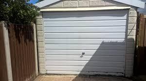 Elite Garage Door by Chartwell Green Up And Over Garage Door Elite Gd